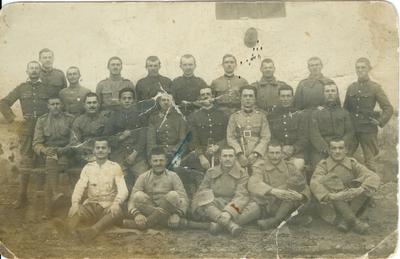 Voluntari Romani din Ardeal in Armata Romana