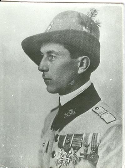 Locotenentul  V.M. Stefan Lupu