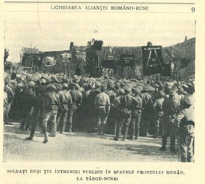 Istoria Razboiului pentru intregirea Romaniei : 1916-1919. Volumul III