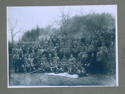 Ofiteri si soldati ai Armatei Austro-Ungare