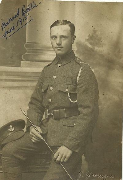 Thomas Albert Crawford- 15th Durham Light Infantry