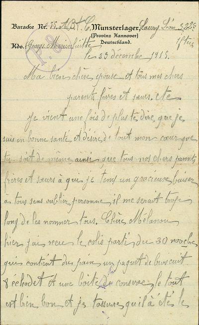 FRAD034-214 Les poilus Léon LAURY et Paul VIGUIER