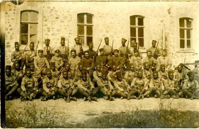FRAD071-135 Henri GUERIN, un Saône-et-Loirien en Orient (1915-1919)