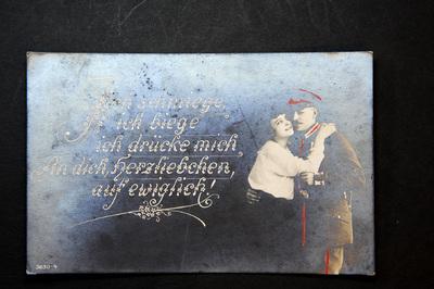 Feldpostkarten an Frl. Rosa Welsch, Göppingen