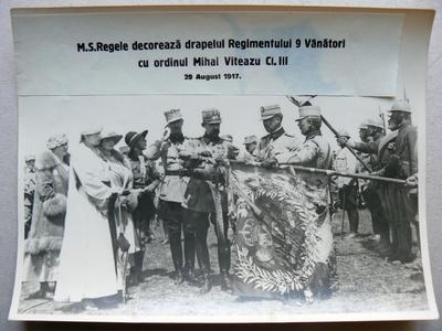 Regimentul 9 Vânători (1917)
