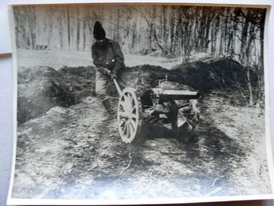 Artilerie de război - TUN (1917)
