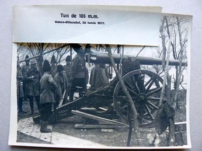 Tun  de război de 105 mm