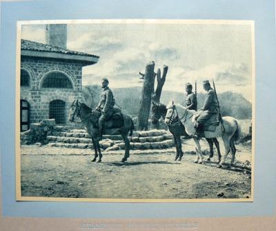 Albanische Patrouille