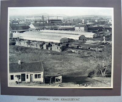 Arsenal von Kragujevac