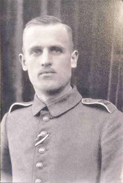 Portret Brunona Lemańskiego