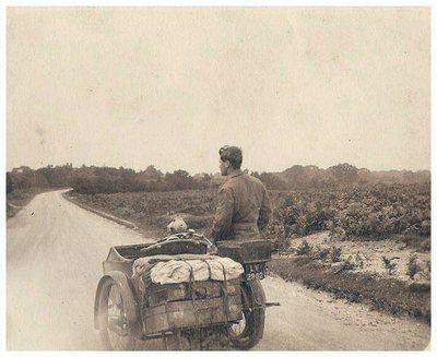 Edward William Bennett MC First World War service