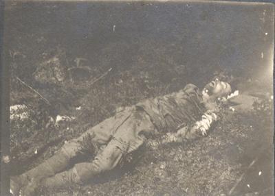 Fotografiile unui medic militar român în armata austro-ungară