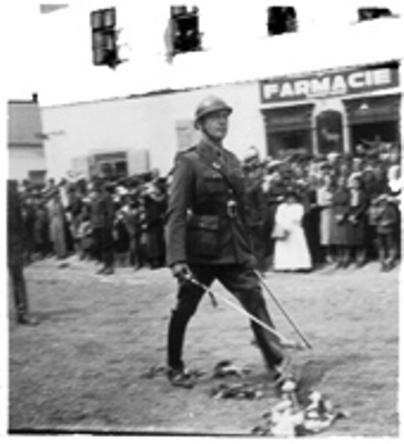 Un român, ofiţer în armata austro - ungară