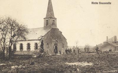 Feldpostkarten aus Bouconville und Grandpre