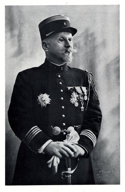 FRAM - Henri Louis Octave IZAAC