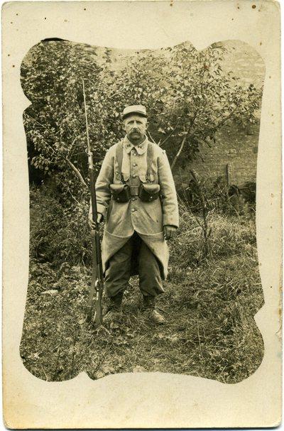 Histoire de VOGIN Laurent mon arrière-grand-père