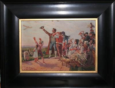 Historisch Schilderijtje