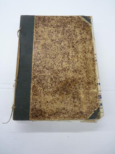 Ingebonden tijdschrift The Graphic 1914-1918
