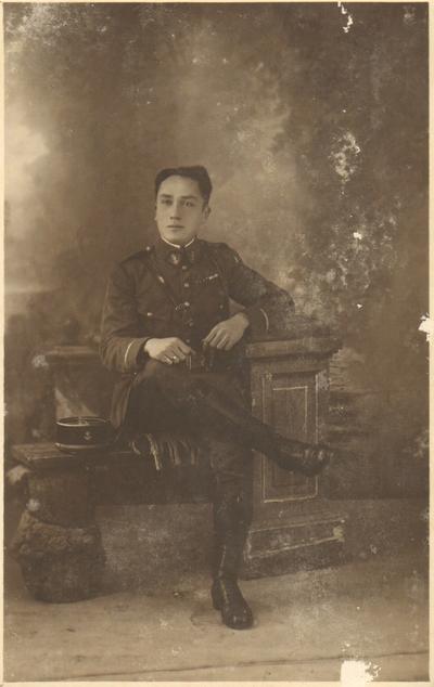 FRBMBO-054 La participation des troupes coloniales en 1918