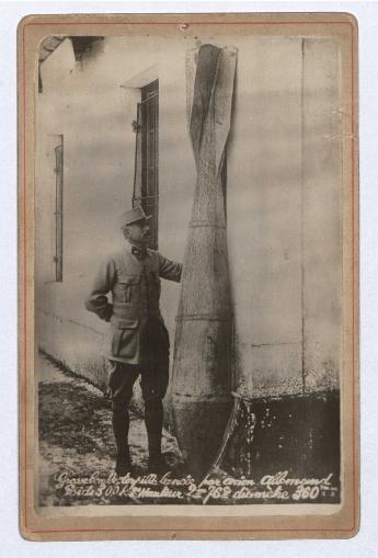 FRBNBU-111 Bombe torpille allemande