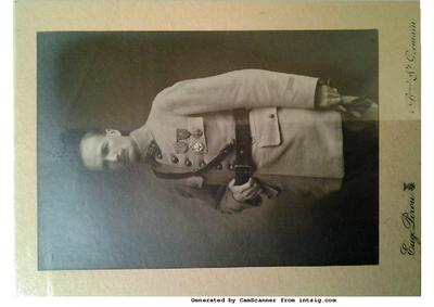 Lieutenant CHEVALLIER Joseph