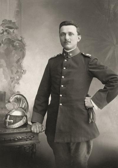 Eugenio Pecchi nella Grande Guerra