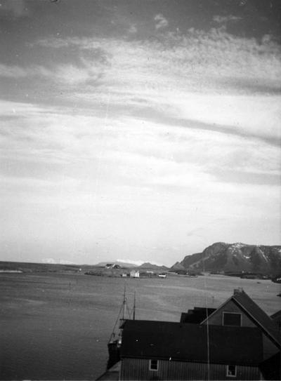 Skipsleia Brønnøysund - Schiffsdurchfahrt Brønnøysund