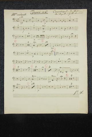 Concertino für die Violine