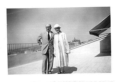 Capitini e Emma Thomas a Villaggio s. Livia