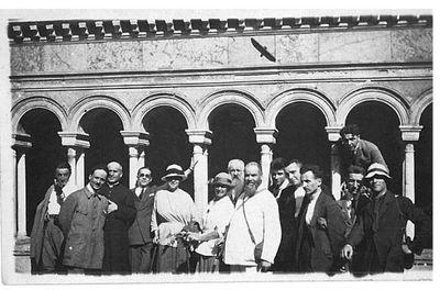 Aldo Capitini e altri