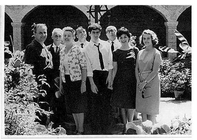 Peter Cadogan, Capitini e altri