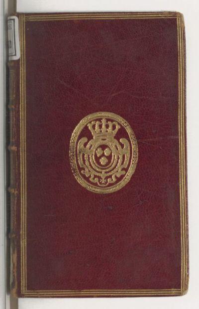 Journal littéraire dédié au Roi