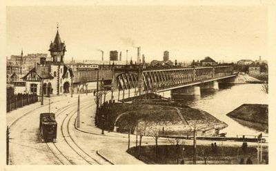 Strasbourg - Ponts du Rhin