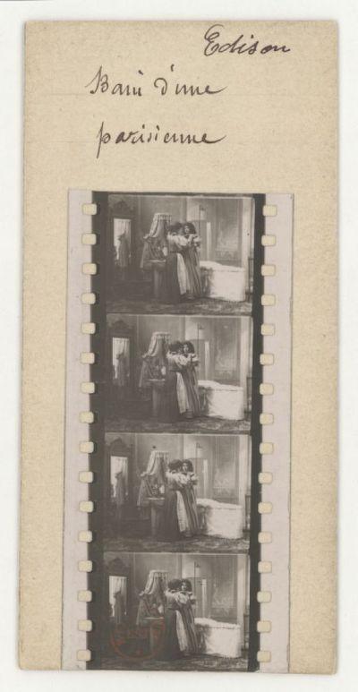 [Recueil. Le Bain de la Parisienne, production d'Eugène Pirou. Paper prints]