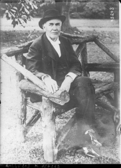 Omnia Edison Thomas Alva
