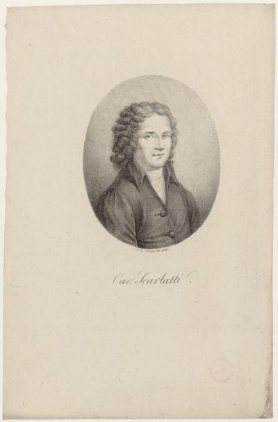 Cav. Scarlatti / H. E. v. Wintter, del 1820