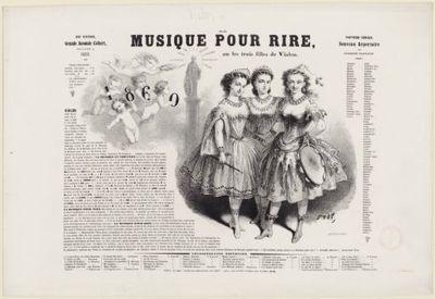 La Musique pour rire ou les trois filles de Vialon / Stop