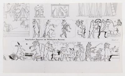Papyrus satyrique / [artiste inconnu]