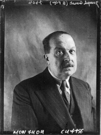 Portrait de Joseph Garat, député des Basses Pyrénées : [photographie de presse] / Agence Mondial