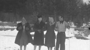 Bardonecchia Festa della neve (28 gennaio 1940)