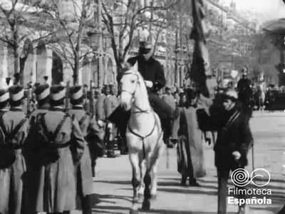 Jura de bandera [Obra audiovisual] / Antonio de Padua Tramullas.