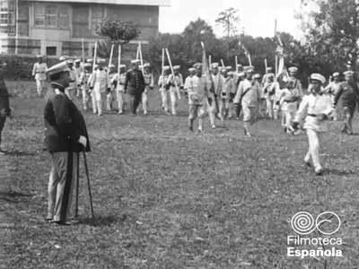 [Fiesta a beneficio de la Cruz Roja] [Obra audiovisual] /Francisco Oliver Mallofré.