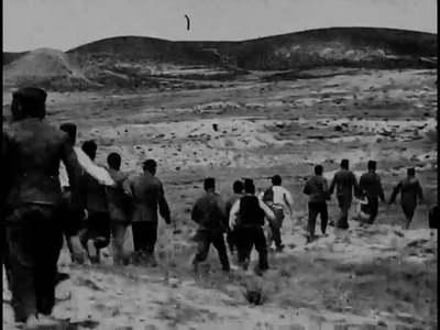 Campo de tiro y maniobras de Alfonso XIII: Zaragoza: película impresionada con el honroso objeto de ser ofrecida a S. M. el Rey Don Alfonso XIII [Obra audiovisual].