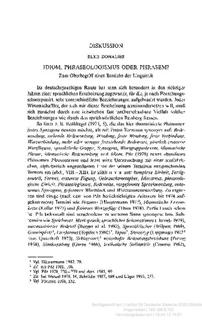 Omnia Phraseologie