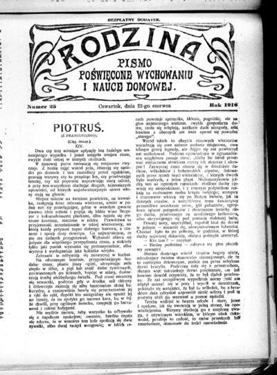 Głos Śląski - 1916-06-22