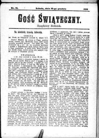 Głos Śląski - 1916-12-16