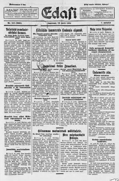 Edasi - 1924-07-19