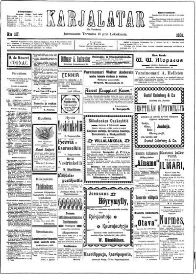 Karjalatar, nr: 117 - 1901-10-10