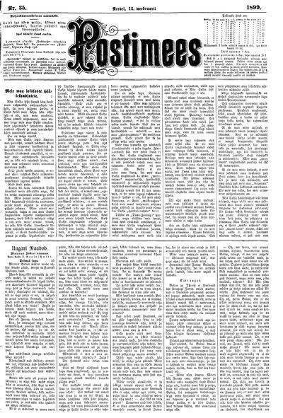 Postimees - 1899-02-12