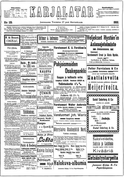Karjalatar, nr: 135 - 1902-11-27